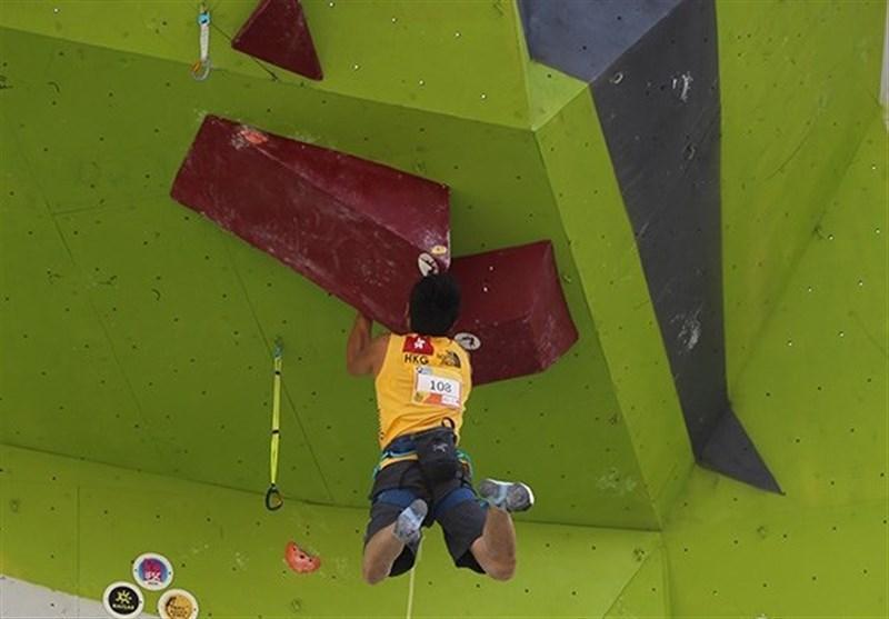 برای حضور در رقابت های جهانی اردوی انتخابی تیم ملی سنگ نوردی برگزار گشت