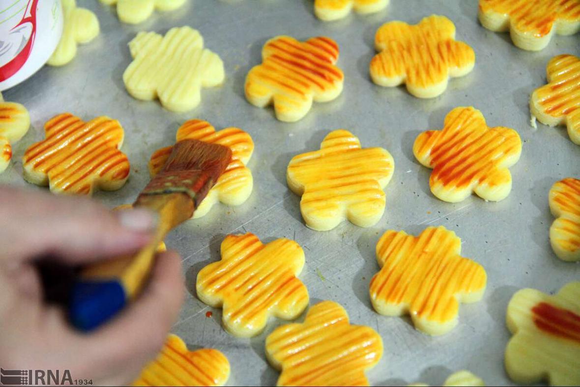 خبرنگاران شیرینی سنتی قزوین ظرفیت صادراتی دارد