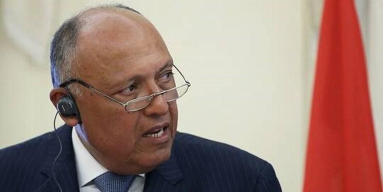وزیر خارجه مصر: رسانه های ترکیه و قطر در حال تحریک مردم علیه قاهره هستند