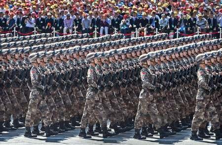 ارتش چین کوچکتر و رزمی تر می گردد