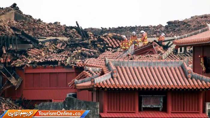 جمع آوری یاری برای مرمت قلعه600 ساله ژاپن