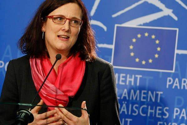 آمریکا تمایلی به مذاکره با اروپا بر سر اختلافات تجاری ندارد