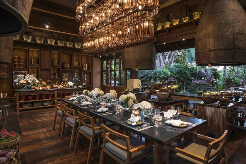 بهترین رستوران های چیانگ مای، تایلند