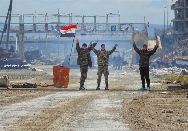 سوریه، جزئیات عملیات ارتش در ادلب، درگیری با تروریست های النصره در شمال