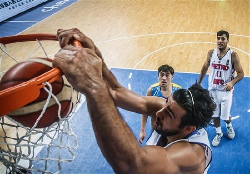 کاظمی در تیم ستاره های آسیا