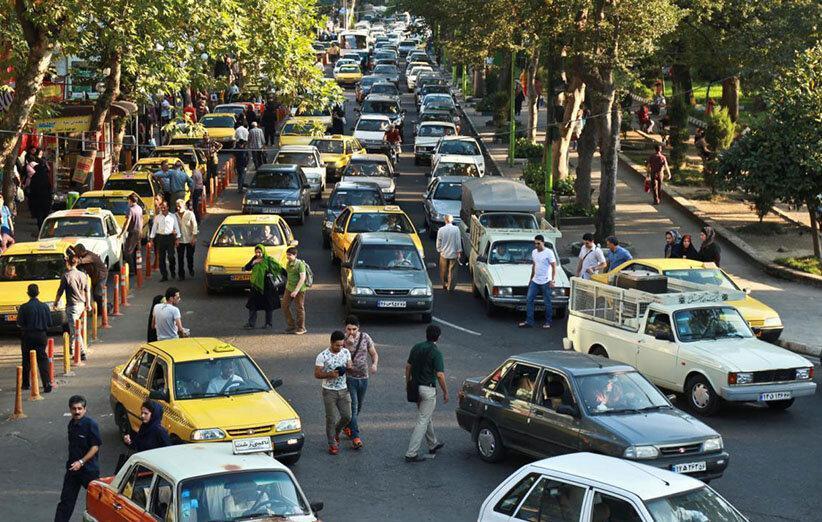 احتمال تغییر طرح ترافیک پایتخت در سال 99