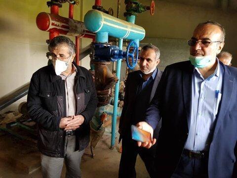 بازسازی سالن ورزشی امام خمینی (ره) دانشگاه علوم پزشکی گیلان