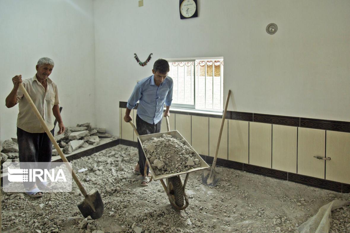 خبرنگاران 90 درصد خانه های تخریبی سیل گلستان نوسازی شد