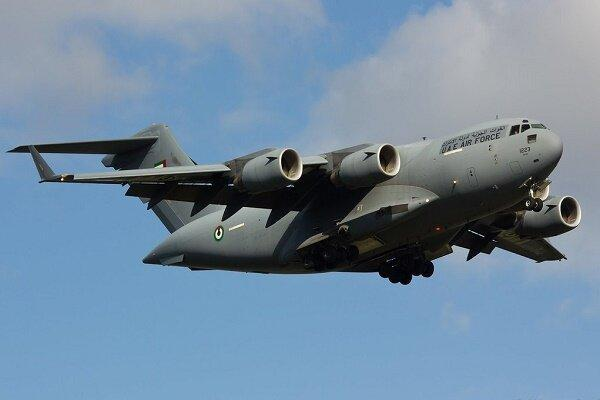 پرواز 2 هواپیمای باربری نظامی امارات در شرق لیبی رصد شده است