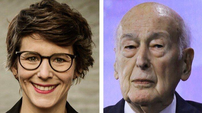 رئیس جمهوری پیشین فرانسه به آزار جنسی خبرنگار آلمانی متهم شد