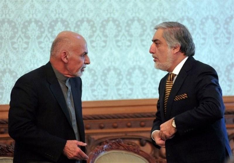 اشرف غنی و عبدالله در آستانه توافق ، چانه زنی بر سر 3 وزارتخانه