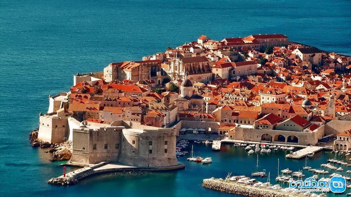 راهنمای سفر به دوبرونیک کرواسی؛ شهری مملو از دیدنی های جالب