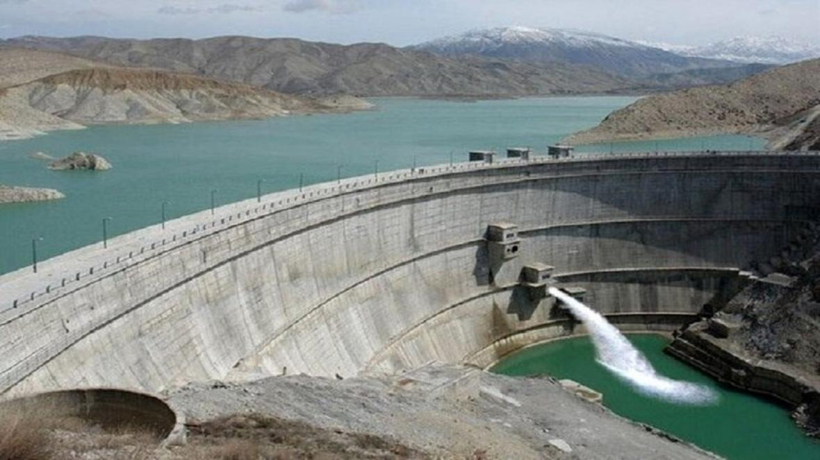 کاهش میزان ورودی آب سد های کشور