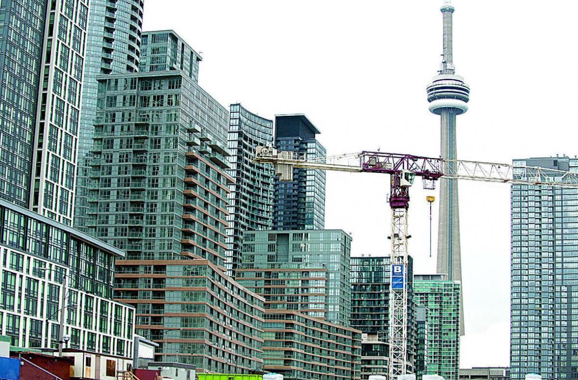 رشد سالانه 16 درصدی شروع پروژه های جدید مسکن در کانادا