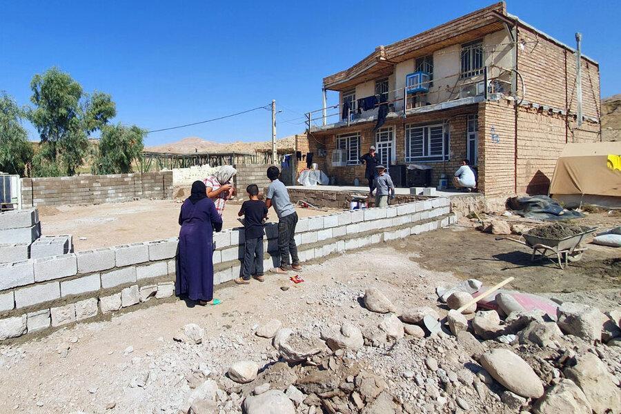 پرداخت 374 میلیارد تومان یاری بلاعوض به سیلزدگان