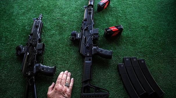 رونمایی شرکت اسلحه سازی کلاشنیکف از سلاح های جدیدش