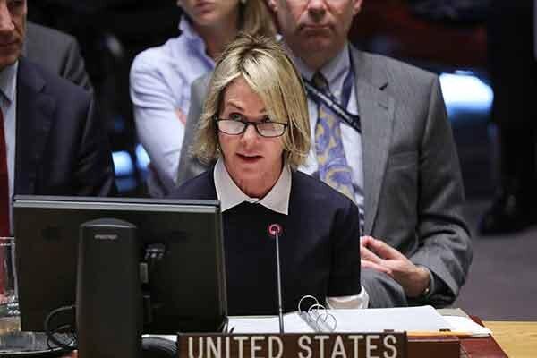 واکنش نماینده آمریکا در سازمان ملل به مواضع متحدان اروپایی واشنگتن درباره ایران
