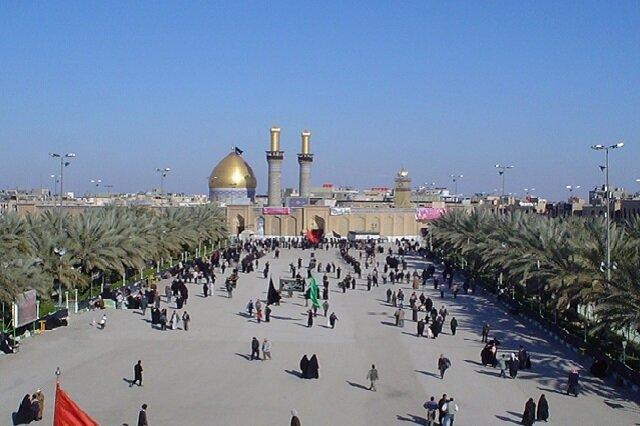 زیارت نجات بخش حرم امام حسین(ع) برای اسرای ایرانی