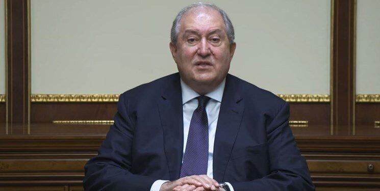 رئیس جمهور ارمنستان خواهان استعفای دولت شد