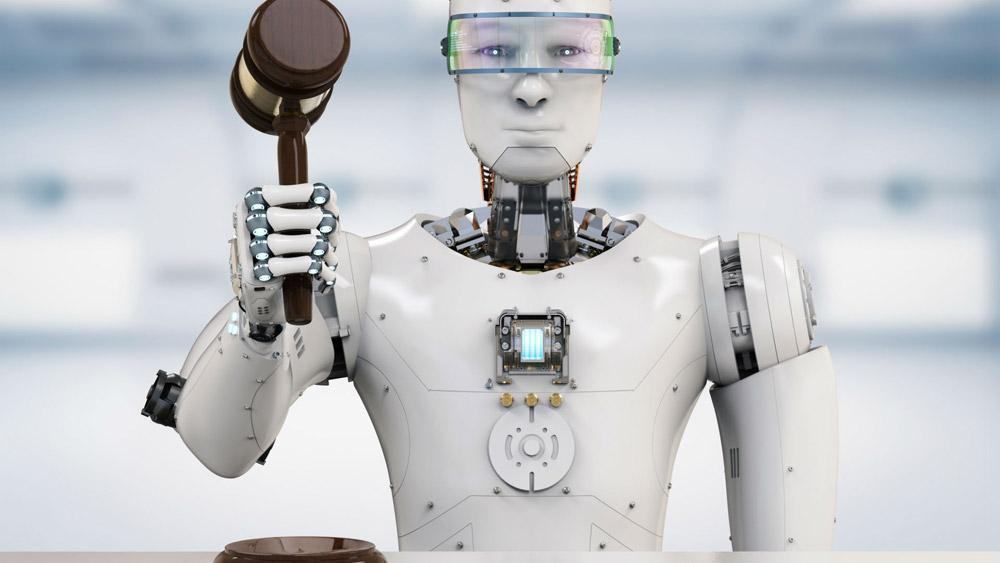 روبات ها جایگزین قُضات می شوند؟!