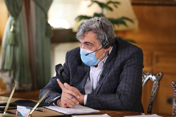دفتر ملی سازمان جهانی برنامه ریزان شهری و منطقه ای در تهران افتتاح شد