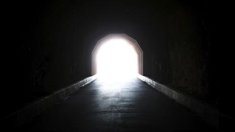 انسان ها هنگام مرگ چه چیزهایی می بینند؟