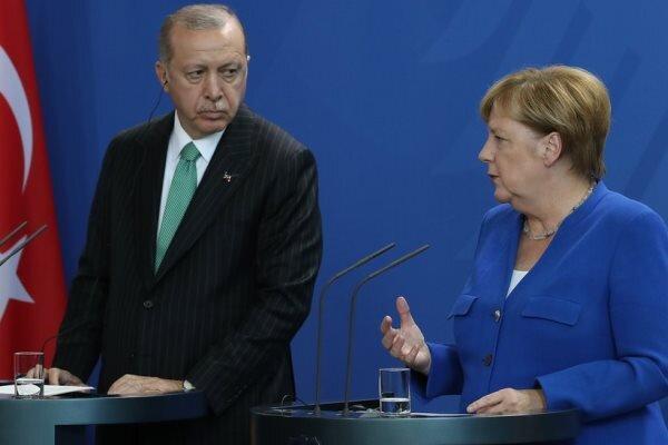 اردوغان: رابطه جدیدی با اتحادیه اروپا می خواهم