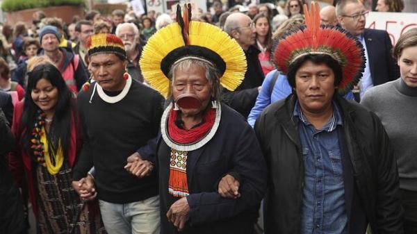 شکایت رهبران بومی برزیل از بولسونارو به لاهه به اتهام جنایت علیه بشریت