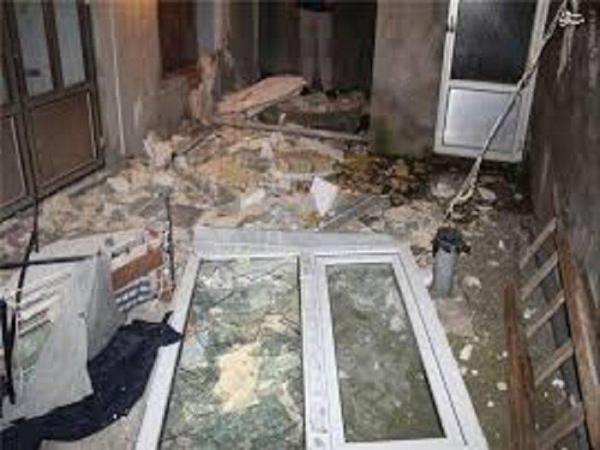 مصدویمیت و سوختگی پنج نفر در پی انفجار کپسول گاز در سقز