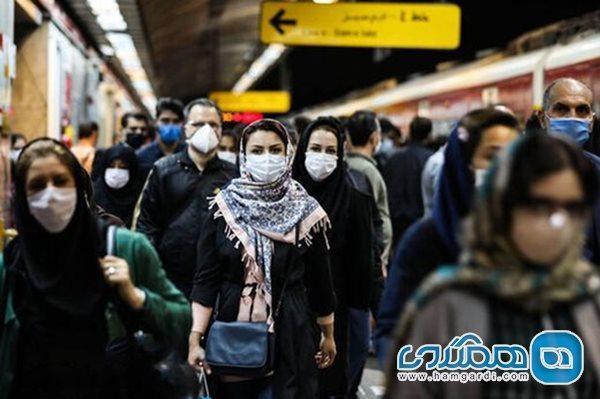 خطر شیوع کرونا با سیستم تهویه از مترو می رود؟
