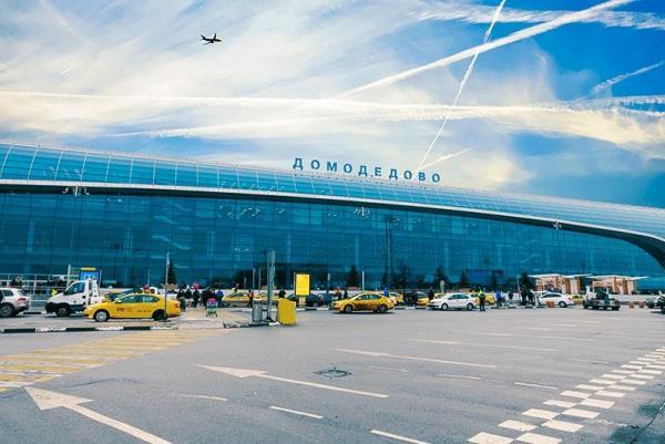 فرودگاه داماددوا، دومین فرودگاه شلوغ روسیه