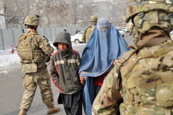 چین به حمایت اقتصادی از حمله به نظامیان آمریکا در افغانستان متهم شد
