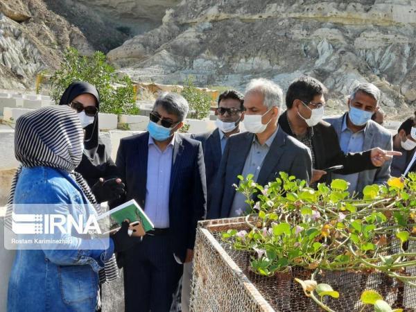 خبرنگاران تکمیل پروژه های گردشگری و زیرساختی موجب توسعه منطقه آزادچابهار می گردد