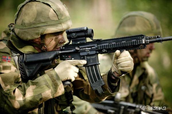 آشنایی با یک محصول فرانسوی، اسلحه فاماس