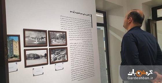 خانه ای برای معرفی طولانی ترین خیابان خاورمیانه، عکس