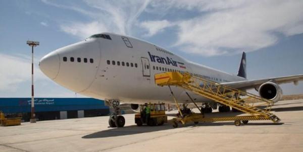 تمدید تعلیق پروازها بین تهران و لندن تا 30 دی