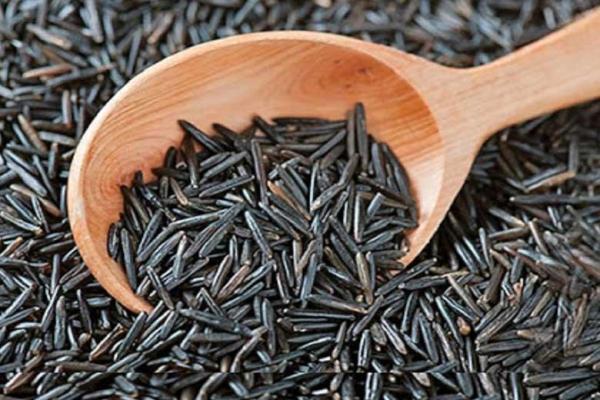 آشنایی با خواص برنج سیاه