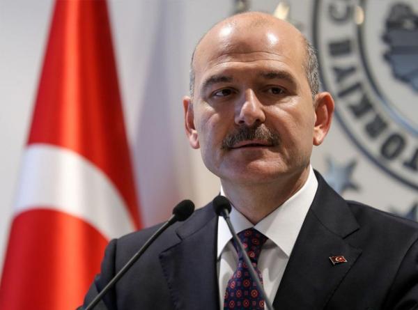 کشته شدن 5 عضو پ. ک. ک در جنوب شرقی ترکیه