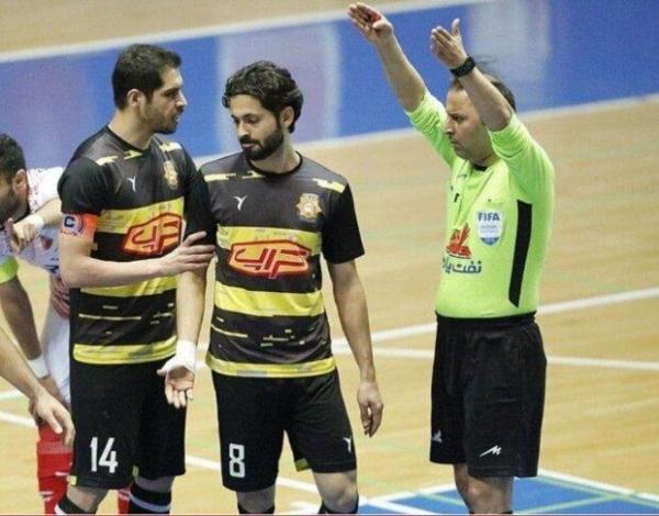 تماشای لیگ برتر فوتسال ایران ناامید کننده است!
