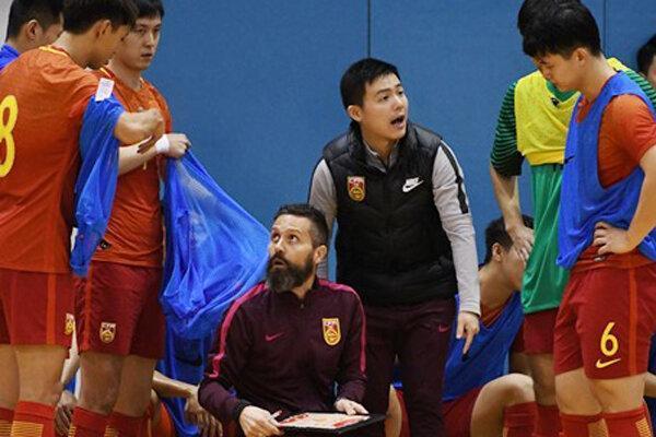 پیشنهاد سرمربی تیم ملی فوتسال چین برای برگزاری جام ملتهای آسیا