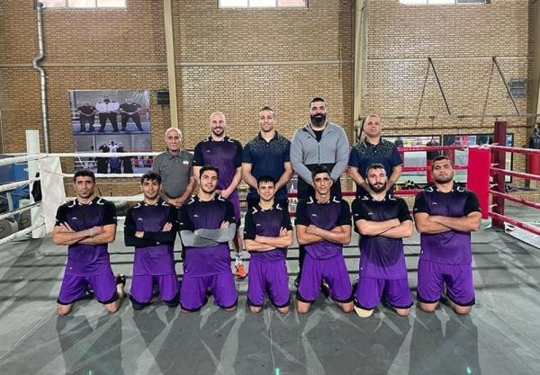 آغاز دور هفتم اردوی تیم ملی بوکس با حضور 8 بوکسور