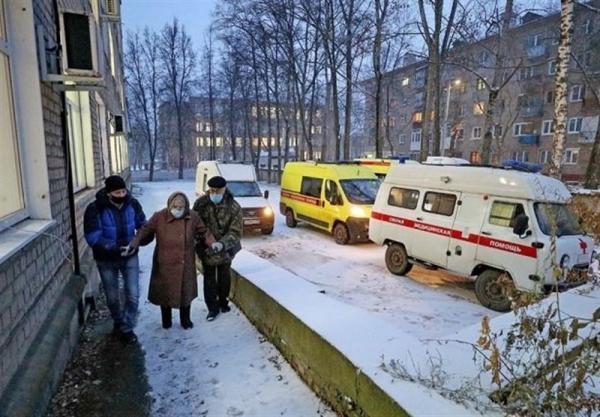 موارد ابتلای جدید به کرونا در روسیه همچنان رو به کاهش است
