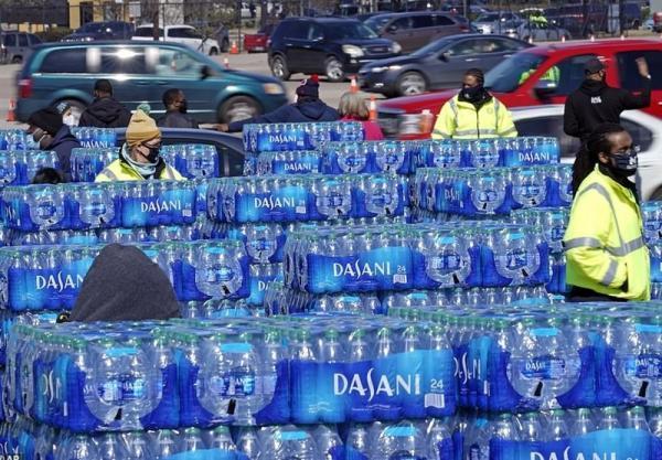 بیش از 3.4 میلیون تگزاسی برای تامین آب سالم مشکل دارند