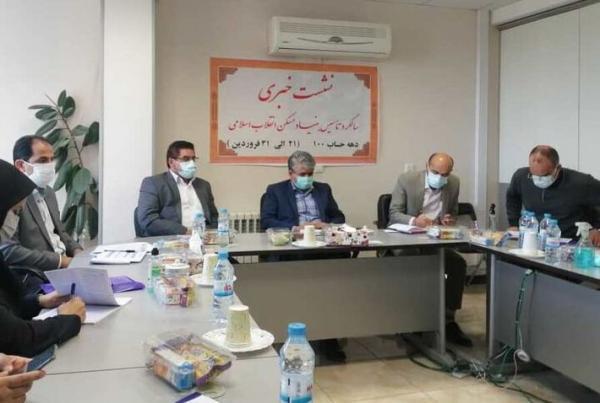 یک سوم پروژه های مسکن ملی در قزوین تا انتها سال جاری به بهره برداری خواهد رسید