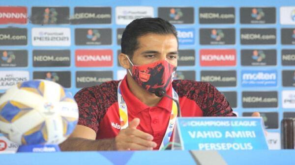 امیری: می خواهیم صعود مقتدرانه ای در لیگ قهرمانان آسیا داشته باشیم