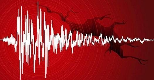 زلزله ای به بزرگی 6.8 ریشتر ژاپن را لرزاند