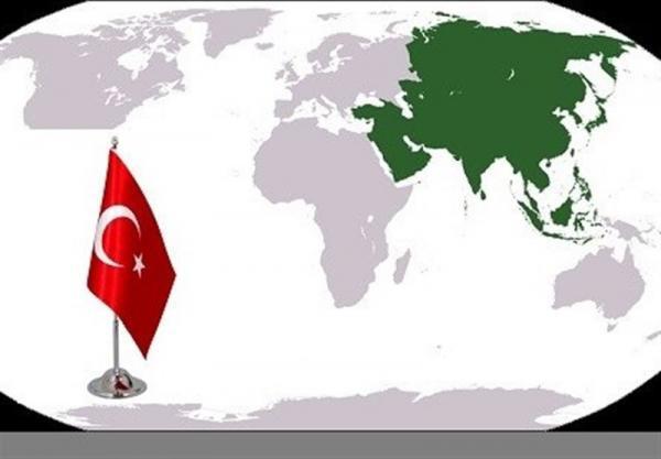 اهداف ترکیه از پروژه مجدداً آسیا کدام کشورها هستند؟