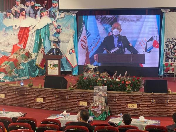 وزیر آموزش و پرورش: شهیدان ناب ترین تجلی زیستن برای خدا هستند