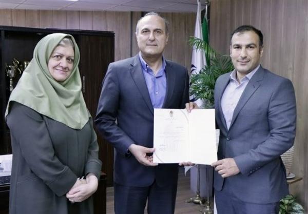 محمدرضا صالحیان سرپرست دبیری فدراسیون بسکتبال شد