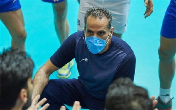 مسعود آرمات: لهستان اصلی ترین رقیب نوجوانان والیبالیست ایران است